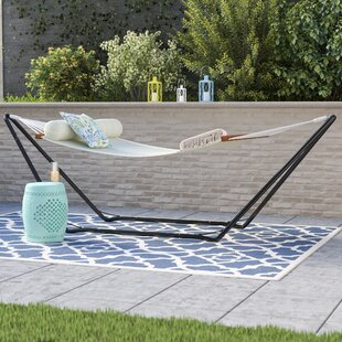 Albert Steel Standard Hammock Stand by Freeport Park Today Sale Only