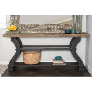 Giovanni Console Table by 17 Stories