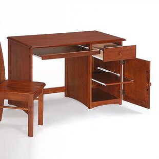 Isabell Computer Desk by Alcott Hill Best #1