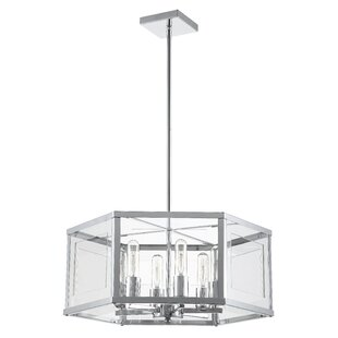Brayden Studio Arnone 6-Light Chandelier