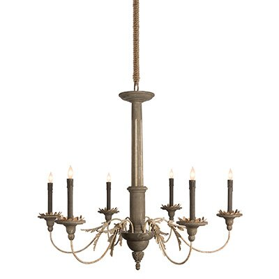 Landini 6-Light Chandelier