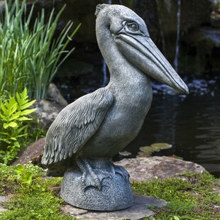 Campania International Pelican Statue