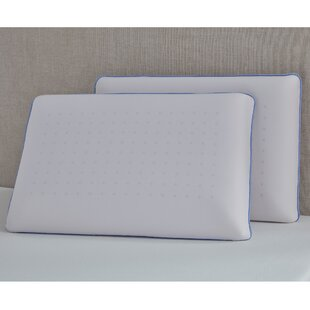 Phipps Zero Gravity Medium Memory Foam Standard Bed Pillow (Set of 2)
