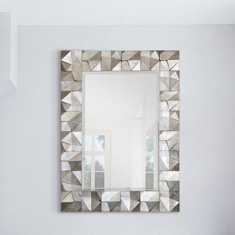 Kana wall mirror