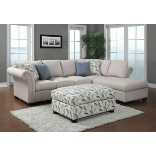 Emerald Home Furnishings Paige Sectional