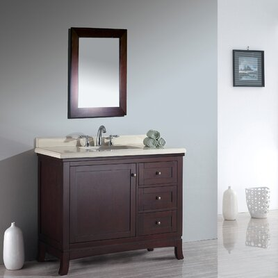 "Bathroom Vanities York Pa legion furniture hatherleigh 42"" single chest bathroom vanity set"