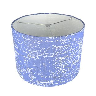 14 Line Drum Lamp Shade