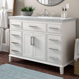 Caudill 48 Single Bathroom Vanity Set By Highland Dunes