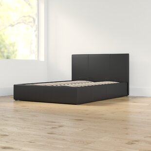 Luxury Upholstered Ottoman Bed Frame By Mercury Row