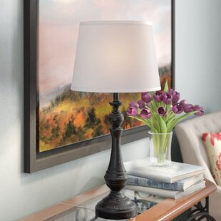 Bedside Table Lamps Set Of Two Wayfair