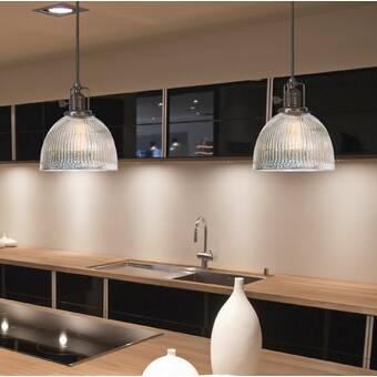 Wrought Studio Lehner 1 Light Single Bell Pendant Reviews Wayfair