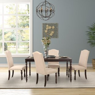 Bangs 5 Piece Dining Set by Charlton Home