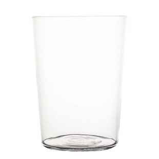Spanish 17 oz. Glass Every Day Glasses (Set of 4)