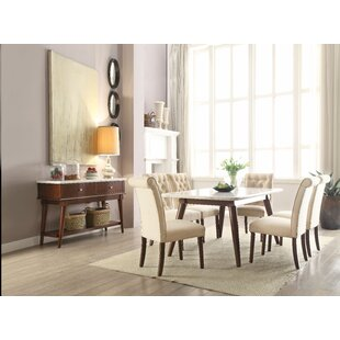 Hektor 7 Piece Dining Set Brayden Studio