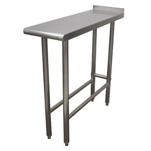 Equipment Filler Prep Table