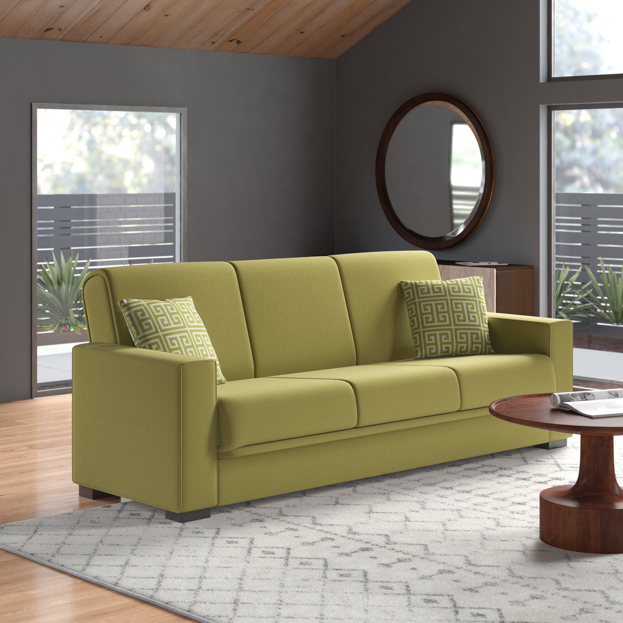 Percy Convertible Sofa Reviews
