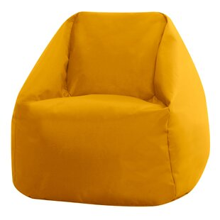 Small Kids Hi-Rest Bean Bag Chair By Symple Stuff