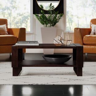 Mccune Geometric Coffee Table by Mercury Row