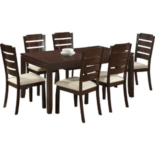 Calla 7 Piece Dining Set by Latitude Run