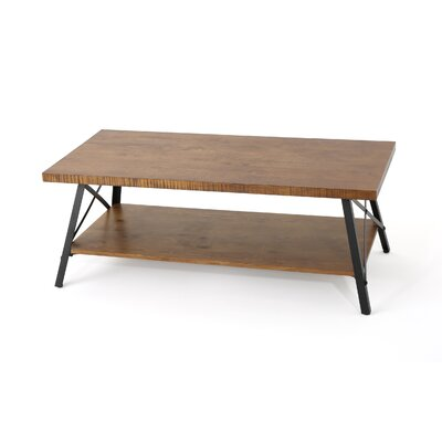 Gamble Coffee Table by August Grove