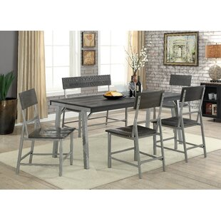 Mckain 6 Piece Dining Set Williston Forge