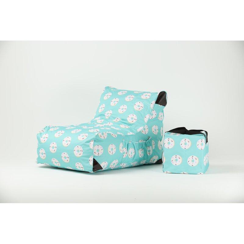 Fantastic Paola Donut Bean Bag Lounger Inzonedesignstudio Interior Chair Design Inzonedesignstudiocom