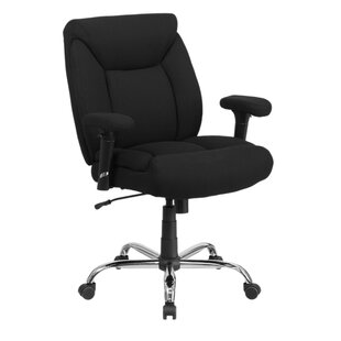 Ash Ergonomic Executive Chair by Latitude Run Find