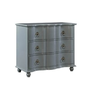 Lacquer 3 Drawer Dresser by R. Douglas Home