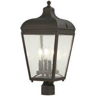 Duong Outdoors 4-Light Lantern Head by Charlton Home