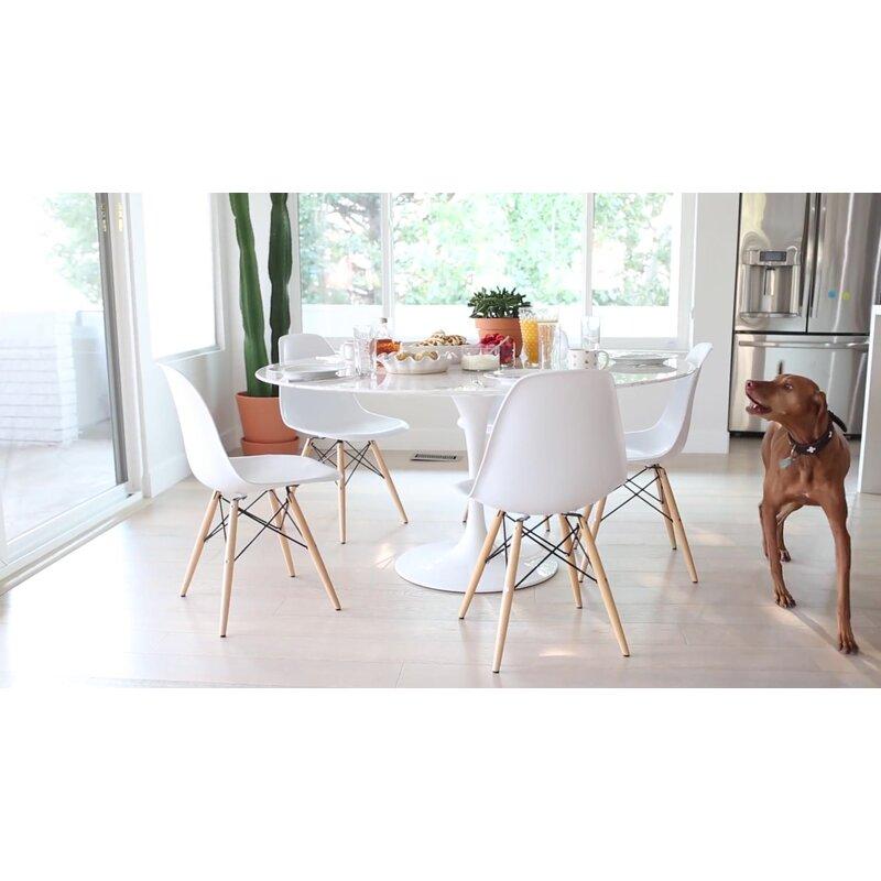 Beautiful Julien Artificial Marble Dining Table & Reviews | AllModern UZ46