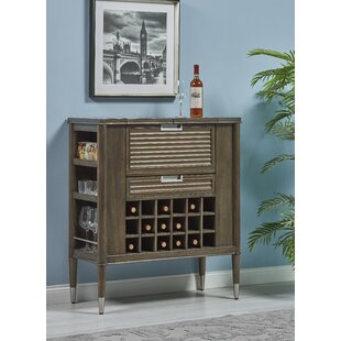 Firenze Bar Cabinet by Turnkey Products LLC