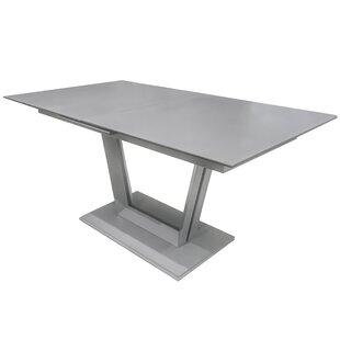Crookston Extendable Dining Table by Orren Ellis