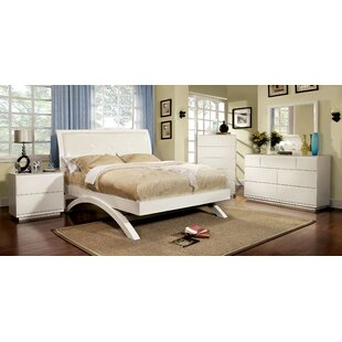 Jaynie Upholstered Platform Bed