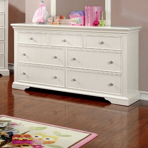 Stovall 7 Drawer Dresser by Harriet Bee