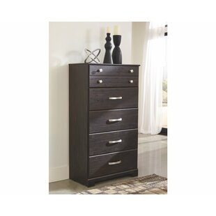 Heckman 6 Drawer Chest by Charlton Home