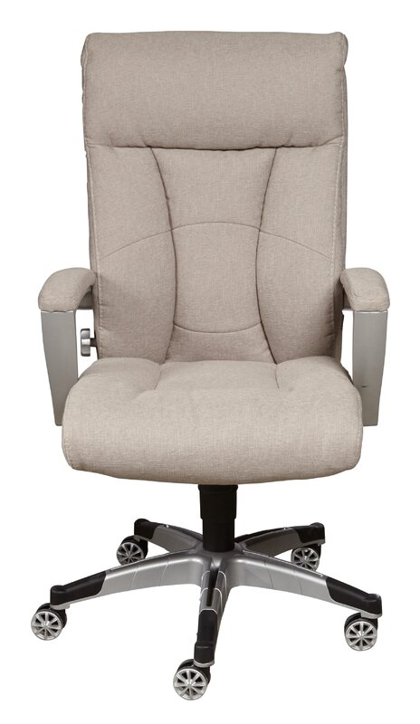 sealy high-back desk chair & reviews | wayfair