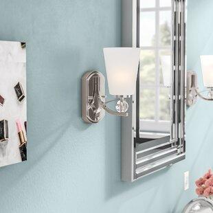Willa Arlo Interiors Gace 1-Light Bath Sconce