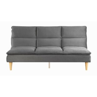 Shop Englehart Upholstered Tufted Sleeper by Ebern Designs