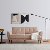 Constance 71'' Flared Arm Loveseat by Corrigan Studio®