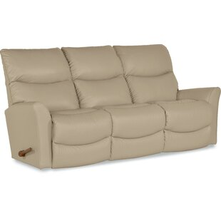 La-Z-Boy Rowan Leather Manual Reclining S..