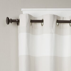 Copper Curtain Rods Accessories You Ll Love Wayfair