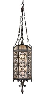 Check Prices Costa Del Sol 4-Light Outdoor Hanging Lantern By Fine Art Lamps