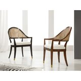Lyon Linen Arm Chair by Modern History Home
