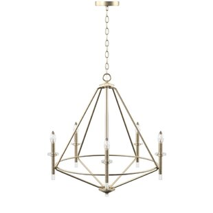 Brayden Studio Clontz 5-Light Chandelier