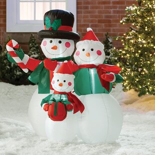 Snowman Decorations You Ll Love Wayfair