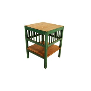 Gorsuch End Table by August Grove