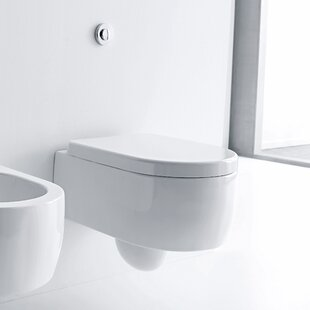 WS Bath Collections Flo Dual Flush Elongated..