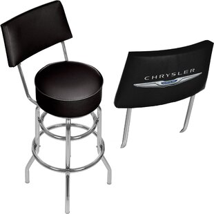 Chrysler 31 Swivel Bar Stool