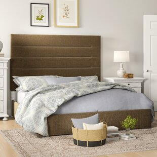 Compare Handley Upholstered Panel Bed by Brayden Studio Reviews (2019) & Buyer's Guide