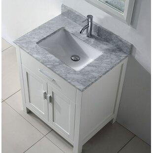 Ellenburg Freestanding 24 Single Bathroom Vanity Set by Alcott Hill